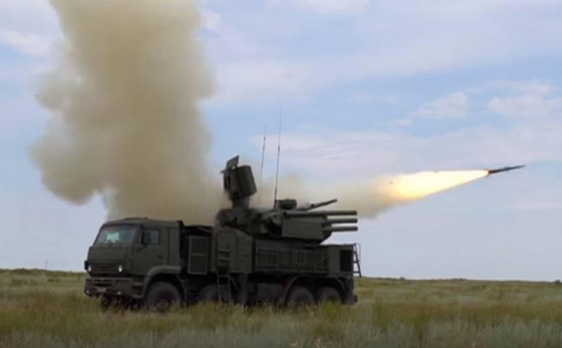 """O exército sérvio estará armado com o ZRPK """"Shell-S"""""""
