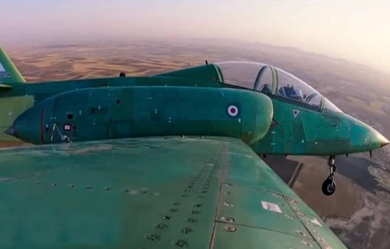 Der Iran zeigte neues Yasin-Flugzeug