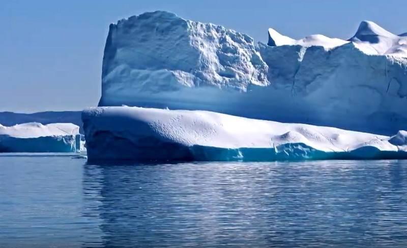 Russland hat neue Beweise für den arktischen Schelf erhalten
