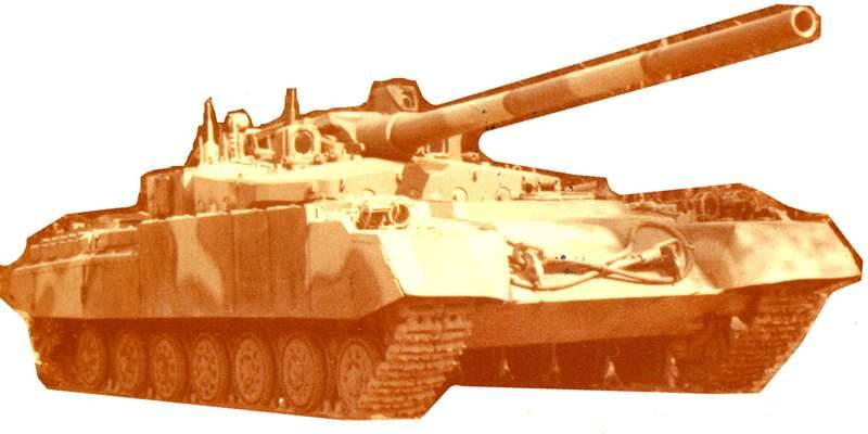 """490A Object"": two versions of one promising tank"
