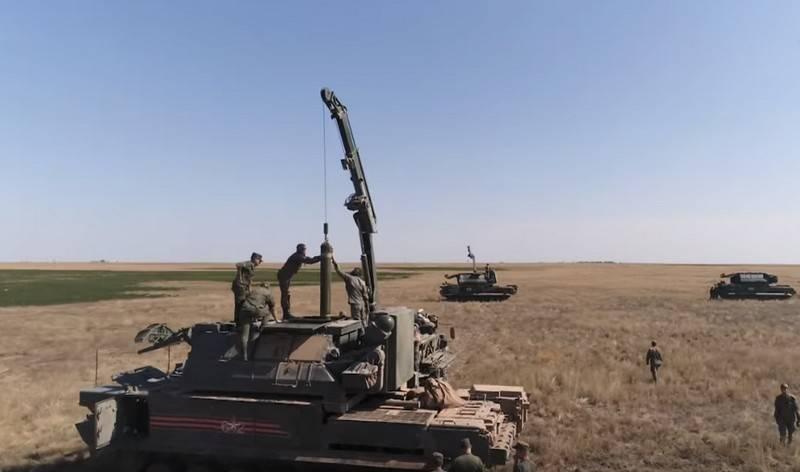 """Izhevsk """"Kupol"""" a pleinement rempli le contrat pour la fourniture du système de défense aérienne """"Tor-M2"""""""