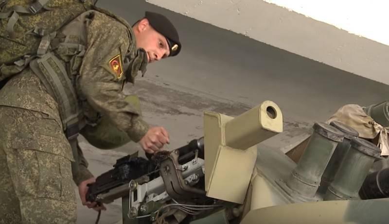 Российскую морскую пехоту реформируют в экспедиционные войска России