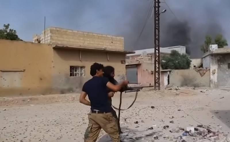 Die syrische Armee wehrt einen Angriff pro-türkischer Kämpfer in der Provinz Hasek ab