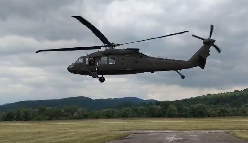 La Lituania acquisterà l'Americano UH-60M Black Hawk invece del Soviet Mi-8