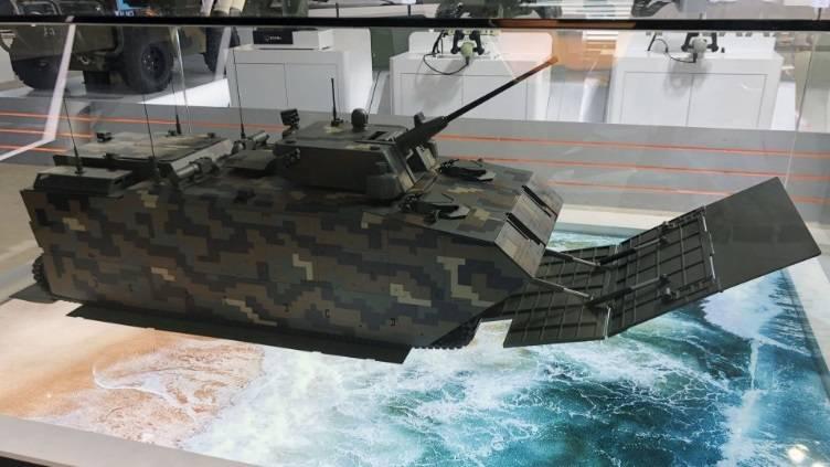 Coréia do Sul cria novo anfíbio de assalto aéreo KAAV II