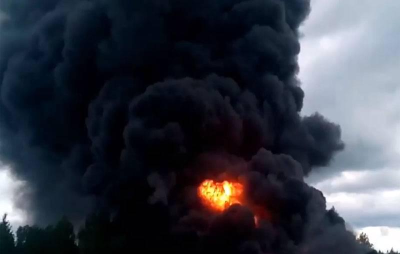 Incêndio na maior refinaria do Irã: não está descartada a participação de serviços especiais estrangeiros