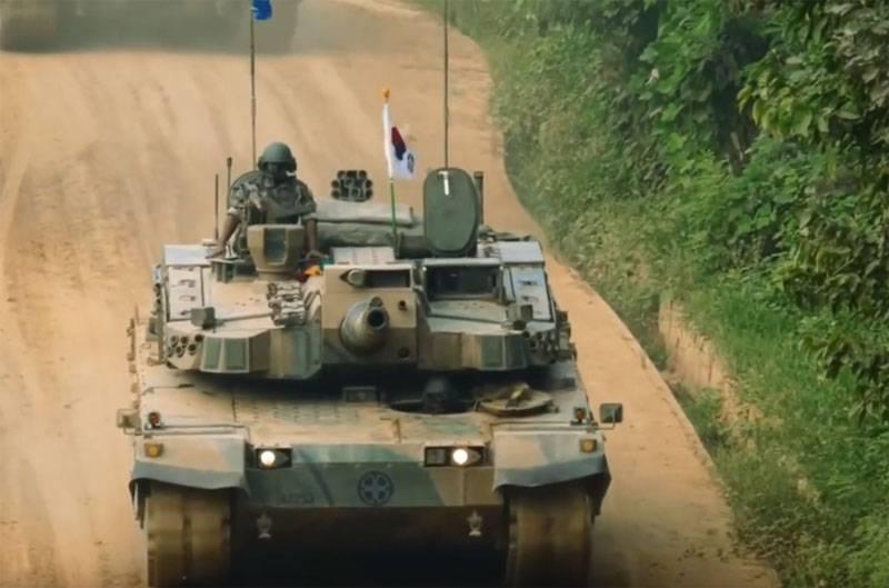 Na China, eles ficaram indignados com a afirmação de que o tanque K2 Black Panther era completamente superior ao Type99A