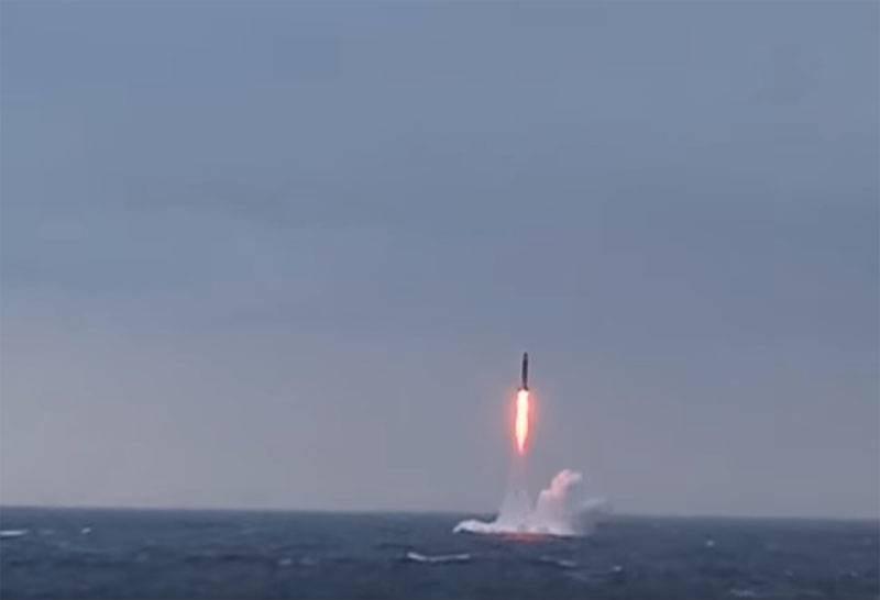 Vedomosti anuncia uma situação de emergência com ICBMs durante os exercícios Thunder-2019