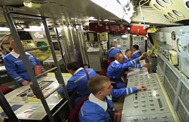 """O Ministério da Defesa comentou a publicação da situação de """"contingência"""" no submarino nuclear """"Ryazan"""""""