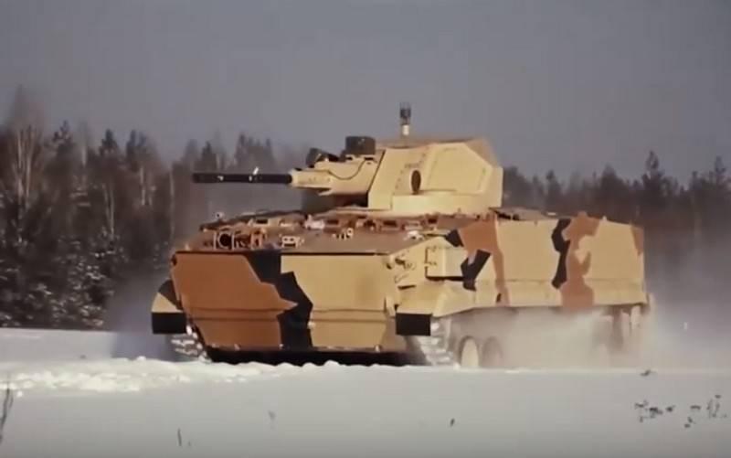 Rostec kündigte die Entwicklung eines Kampfmoduls mit einer 57-mm-Automatik an