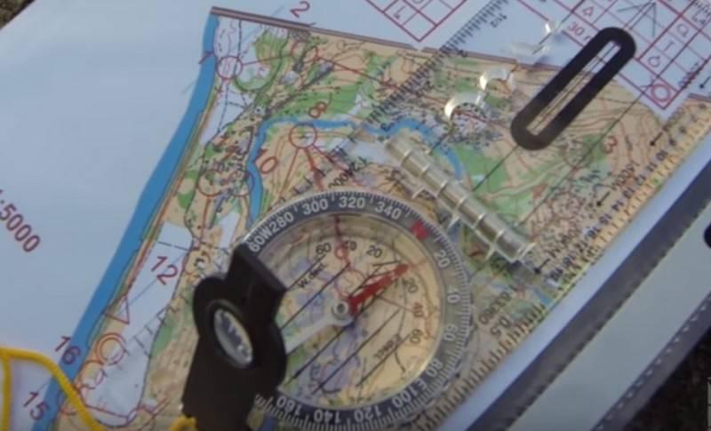 A OTAN decidiu voltar a usar mapas e bússola