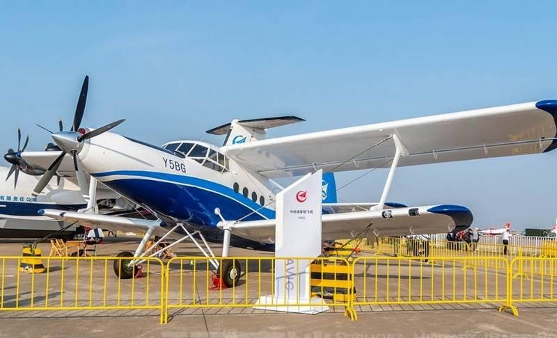 Russland wird in China eine Reihe von lizenzierten Kopien der sowjetischen An-2 kaufen