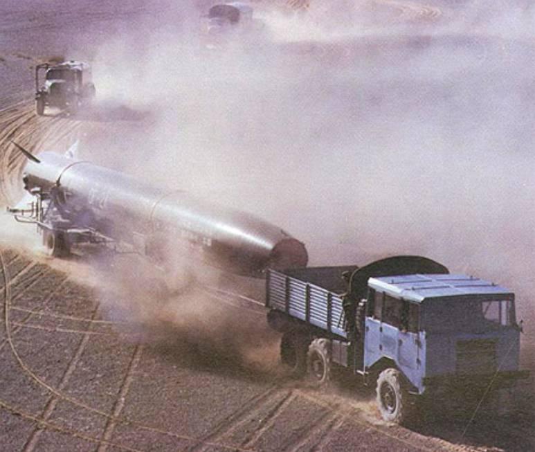 चीन में मिसाइल हमले की चेतावनी प्रणाली के निर्माण का इतिहास