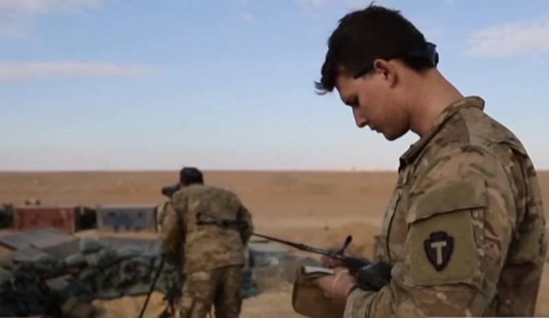 Iraque deu aos Estados Unidos quatro semanas para retirar militares transferidos da Síria