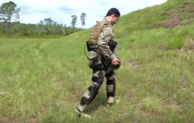 Die US-Armee erhält möglicherweise die ersten Serien-Exoskelette im 2020-Jahr