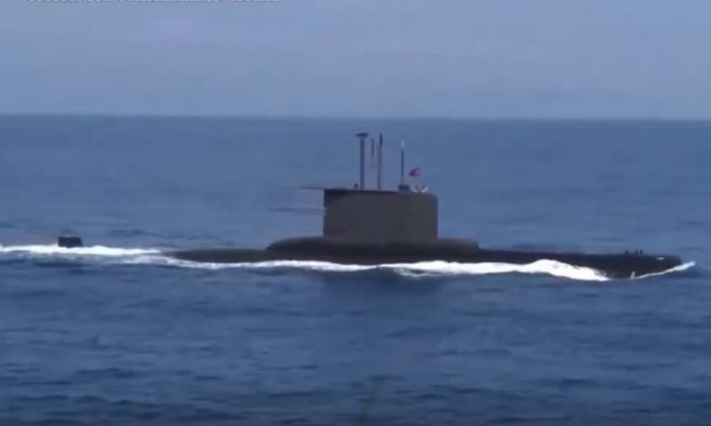 A Turquia começou a desenvolver seu próprio submarino a diesel com a VNEU
