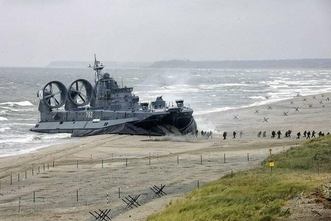 Корабли для «звёздных войн» российского флота грозят миру?