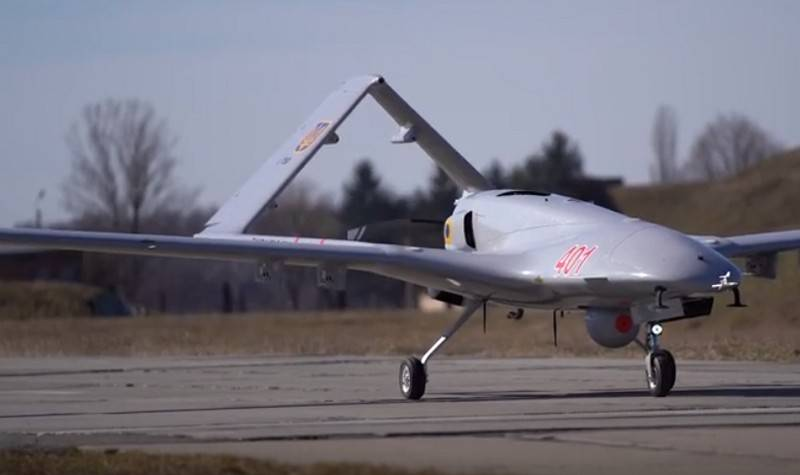 Turkey completes the supply of Bayraktar TB2 drones to Ukraine