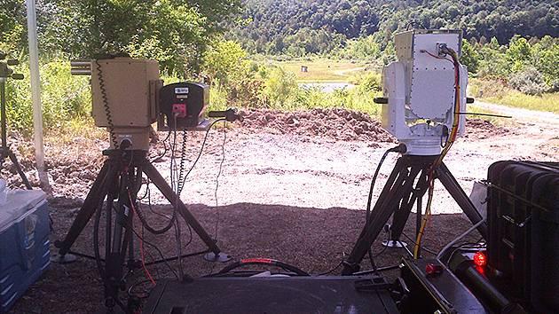 Боевые лазеры для войсковой ПВО США