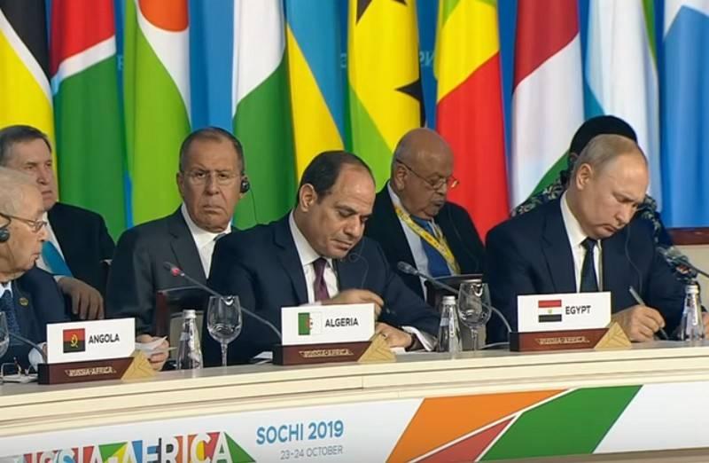 Fünf afrikanische Länder beabsichtigen, russische Militärberater um Unterstützung zu ersuchen