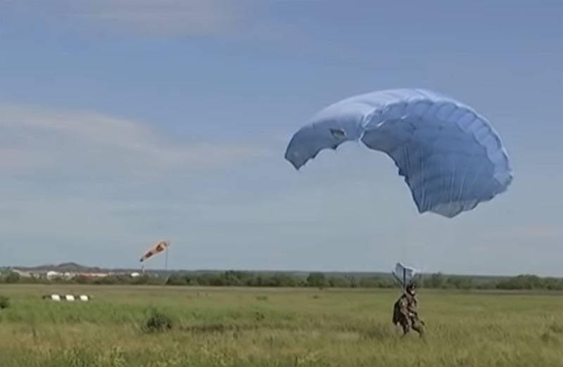 无国界登陆:降落伞和降落伞系统