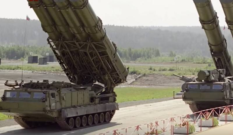 The S-300В4 air defense brigade kit entered service with the BBO anti-aircraft gunners