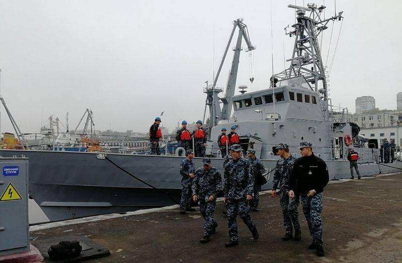 यूक्रेन की द्वीप नौसेना जैसी नावों पर, ओवरहाल के बाद की खामियां