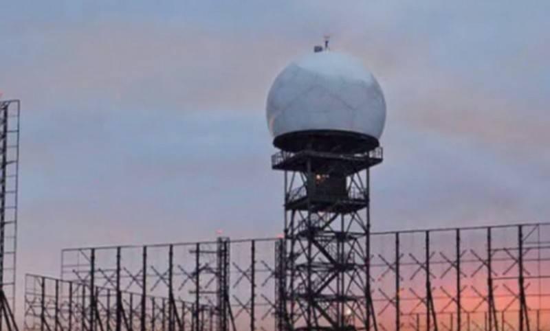 """Die russische Arktis bedeckte das dritte Radar """"Resonance-N"""""""