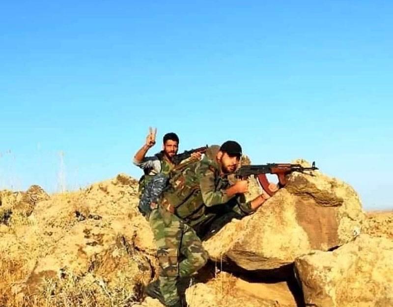 SAA begann die Operation zur Befreiung von Jizzr al-Shugur und Nordlatakia