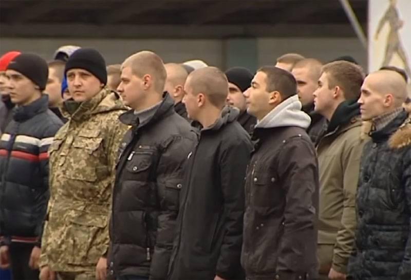 """""""संविधान का अनुपालन करने के लिए"""": यूक्रेन में, उन्होंने मसौदा आयु के लिए बार कम करने का फैसला किया"""