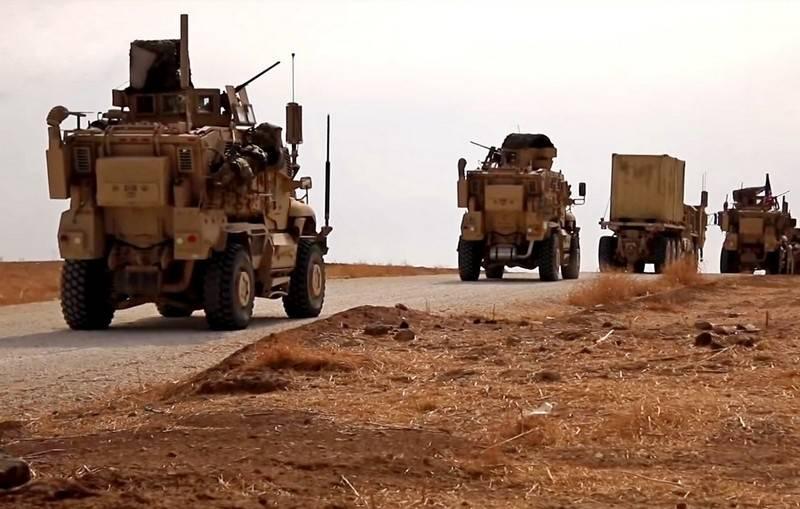 Les Etats-Unis renvoient un contingent militaire en Syrie