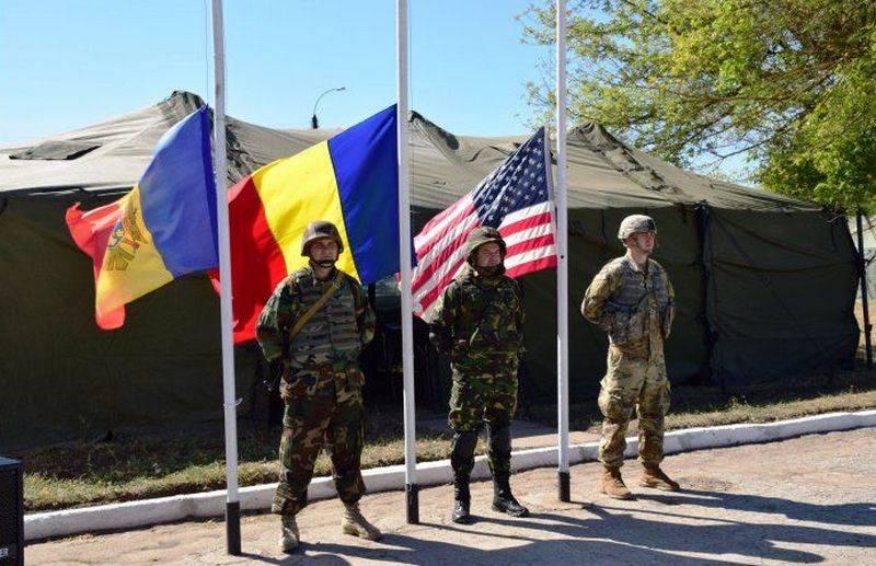 Американцы захотели военную базу на территории Молдавии