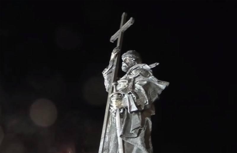 关于弗拉基米尔王子的历史纠纷:公义的浸信会还是残暴的暴君