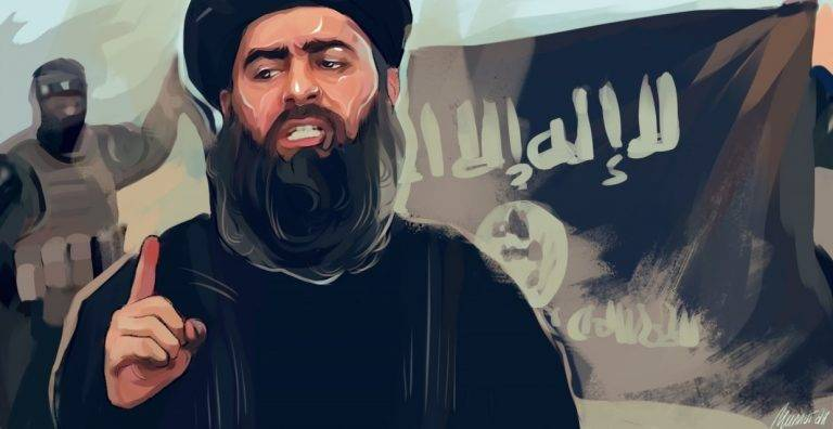 Joe insaisissable, l'incassable Al-Baghdadi