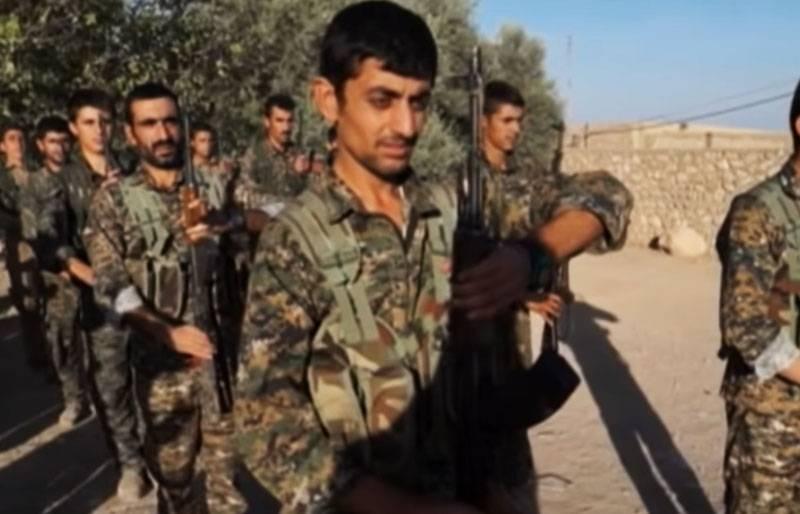 सीरियाई कुर्द आईएसआईएस पदानुक्रम में दूसरे व्यक्ति के उन्मूलन की घोषणा करते हैं