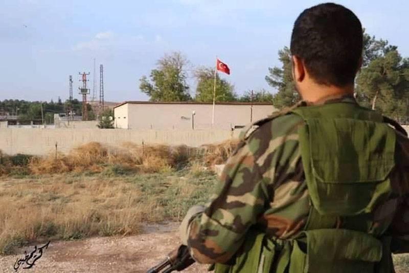 CAA betrat zum ersten Mal seit sieben Jahren die Stadt Al Darbasia an der Grenze zur Türkei