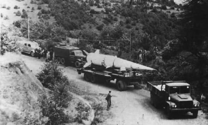 L'histoire du système de défense antimissile chinois au cours des années 1960-1970