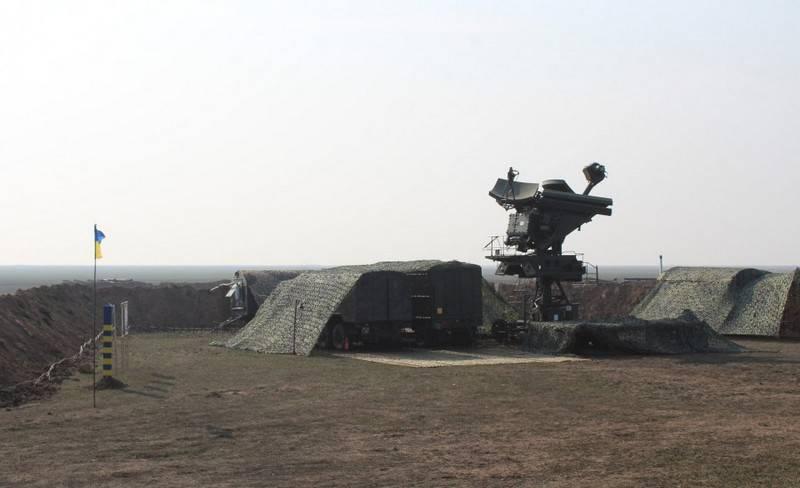 乌克兰宣布在克里米亚边境举行实弹射击