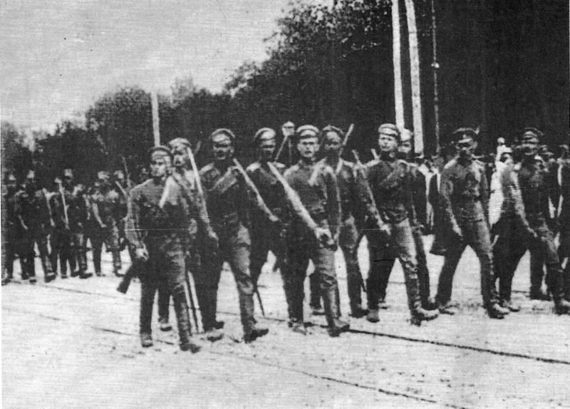 Victorias del ejército de Denikin en Nueva Rusia y Pequeña Rusia