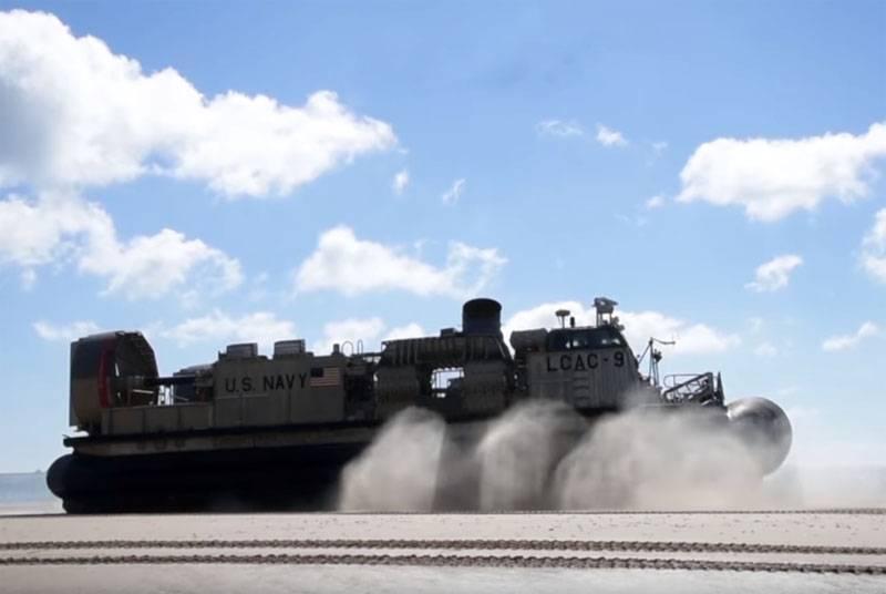 """Die Vereinigten Staaten untersuchen die Schaffung neuer Amphibienschiffe: """"Steigerung der Wirksamkeit von Kampfeinsätzen"""""""