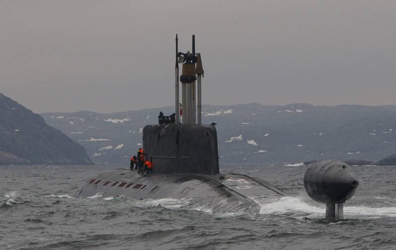 """Les services de renseignement norvégiens ont découvert une """"opération à grande échelle"""" de sous-marins russes"""