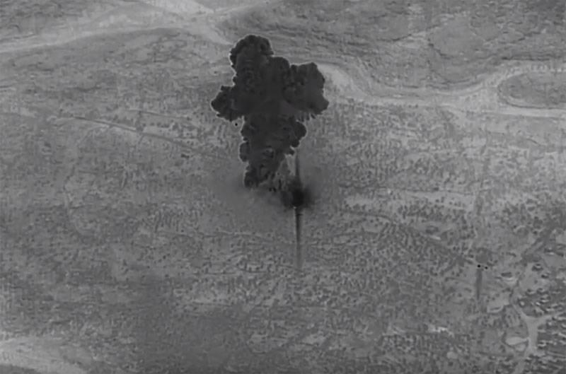 """In den Vereinigten Staaten zeigte Filmmaterial einer speziellen Operation zur Beseitigung der """"Terroristen Nummer eins"""""""