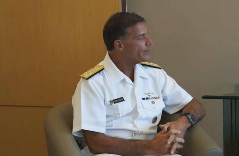 US-Admiral: China baut Militärstützpunkte, um die Nachbarländer einzuschüchtern
