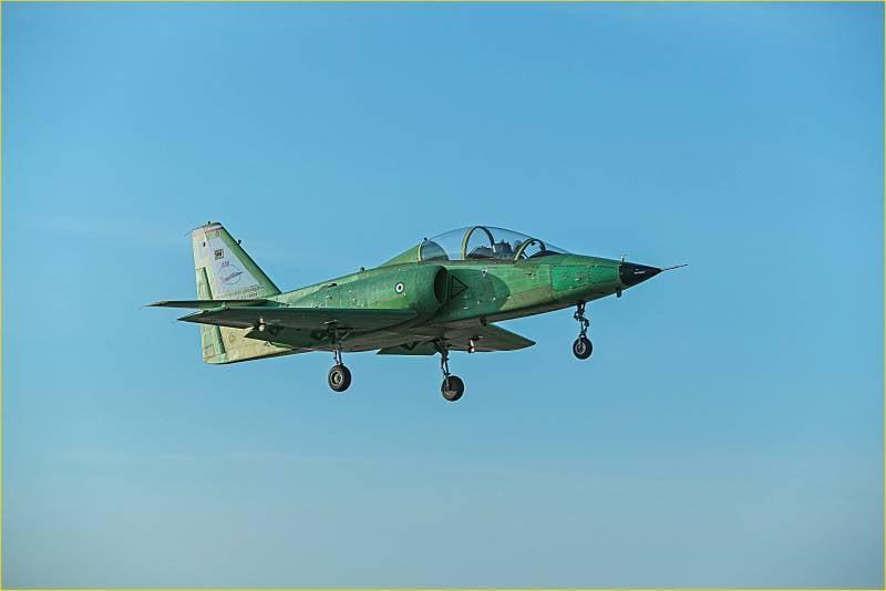 यासीन ईरानी प्रशिक्षण विमान को हल्के हमले वाले विमान में बदल दिया जाएगा