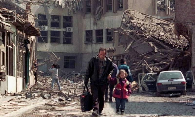Plus de la moitié des Américains n'ont jamais entendu parler du bombardement de la Yougoslavie