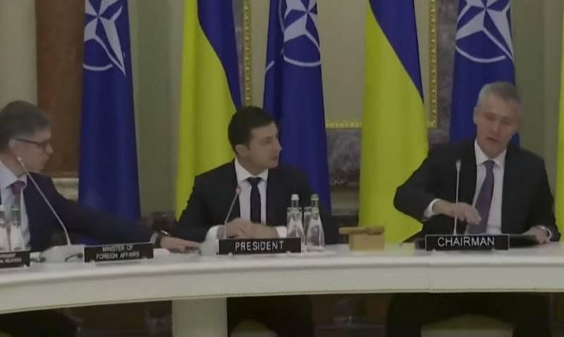 L'OTAN a refusé un travail normal avec la Russie et a exigé le retour de la Crimée