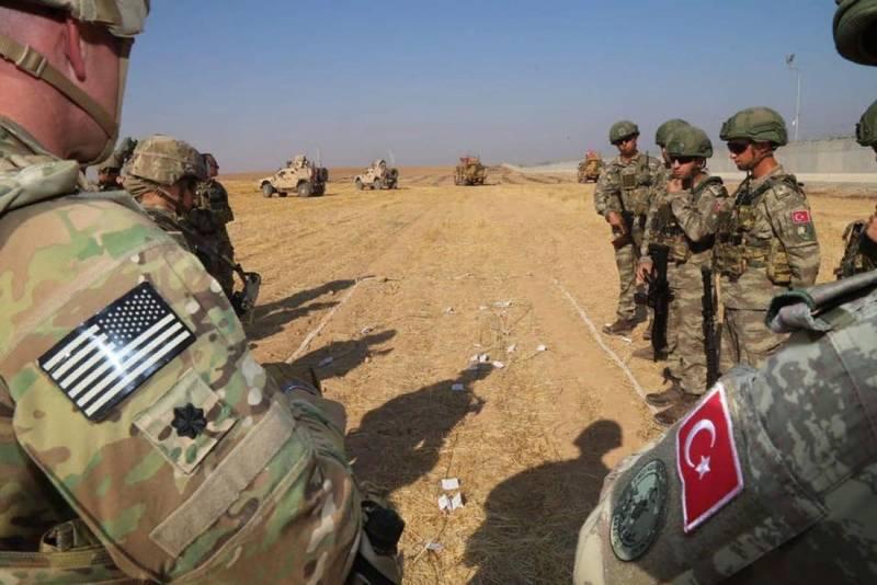 Курды встревожены заявлением США по поводу турецкой военной операции в САР