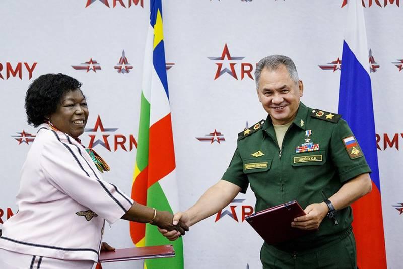 Битва за Африку. Как Россия столкнулась с Францией