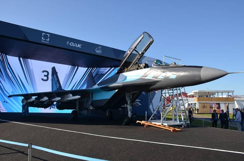 МиГ-35 в экспортном варианте