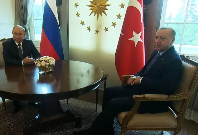 Россия и Турция исключают американский доллар в взаиморасчетах